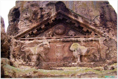 King Solomon's tomb-Kümbet köyü