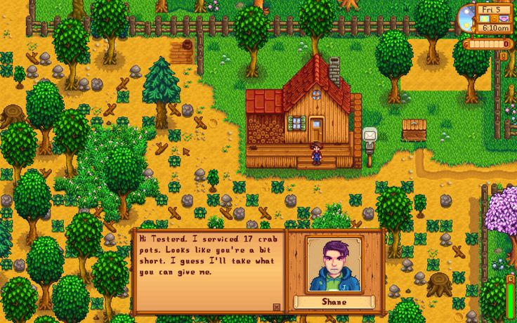 Crab Net at Stardew Valley Nexus - Mods and community