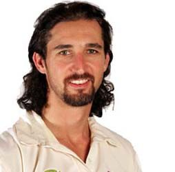 Jason Gillespie - Cricket