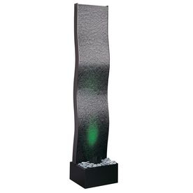 Indoor Fountains | ... Decorations midwest tropical Indoor Waterfall Tropical 1-Tier Fountain