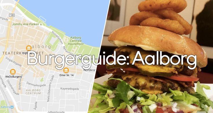Bedste burger i dobbelt A? Her er en for enhver smag