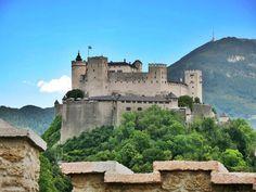 salzburg castle Salzburg, Austria