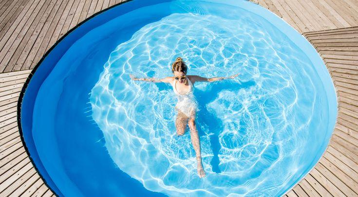 Top 10 Melhores coberturas de inverno para piscina acima do solo 2019 Avaliações   – Small Backyard Pools