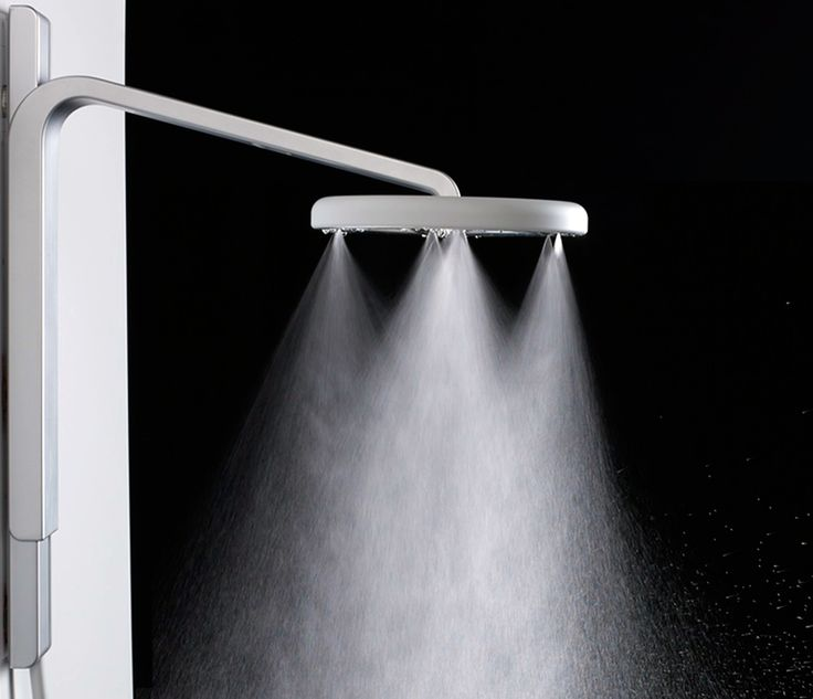 This sexy showerhead from Nebia uses 70% less water than standard fixtures | Inhabitat - Sustainable Design Innovation, Eco Architecture, Green Building