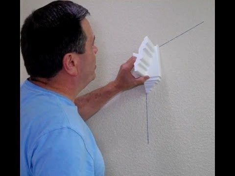 how to cut foam molding