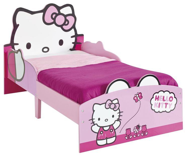 M s de 25 ideas incre bles sobre cama de hello kitty en pinterest for Juegos de hello kitty jardin