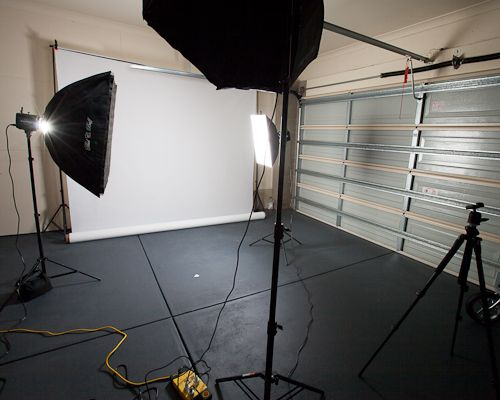 Garage photography studio google search photography for Garage with studio