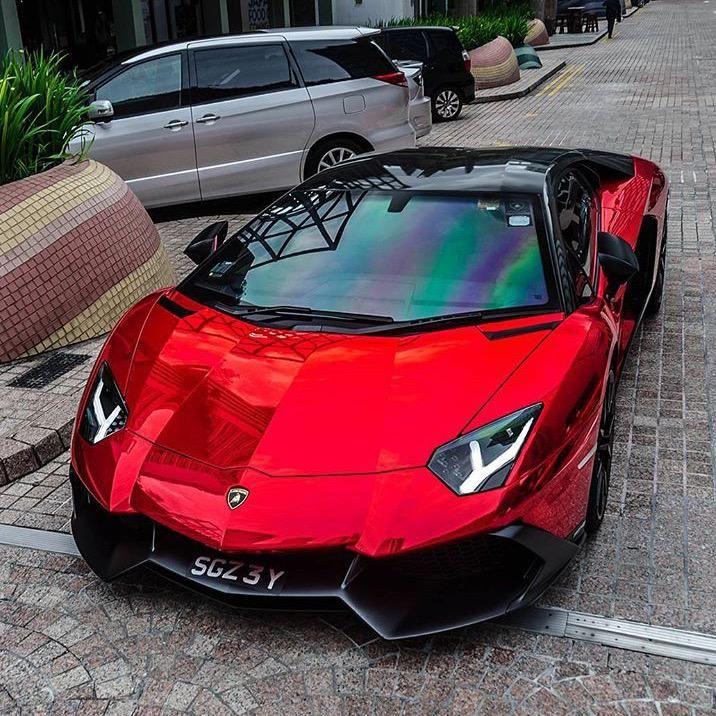 Red Lamborghini Aventador: 7 Best Nicki Minaj Car Pics Images On Pinterest