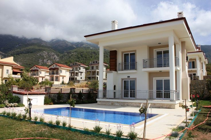 These four bedroom detached villas are located in the peaceful location of Ovacik. They are only a short distance away from the town centre of Hisaronu, where you will find many restaurants, bars and supermarkets, also Oludeniz  is only a short distance where you will find an amazing sandy beach and further local amenities. Each villa is completed to a very high standard and is designed over three floors.Price: £179,000