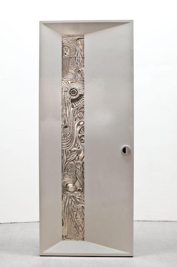 Portrait 3003 a bauhaus inspired door design drawing one for Special door design