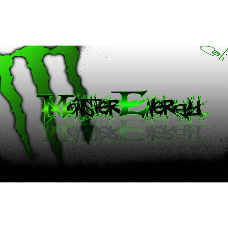 Monster Energy Drink Logo Sign Plate Poster Flag Bar Sport Fan Banner Print Best #Unbranded