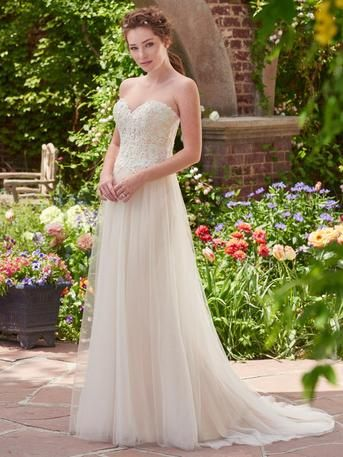 NEW ARRIVAL | Rebecca Ingram | Party Dress Express | 657 Quarry Street | Fall river, MA | 508-677-1575 | #WeddingGown #Bride #Spring2017