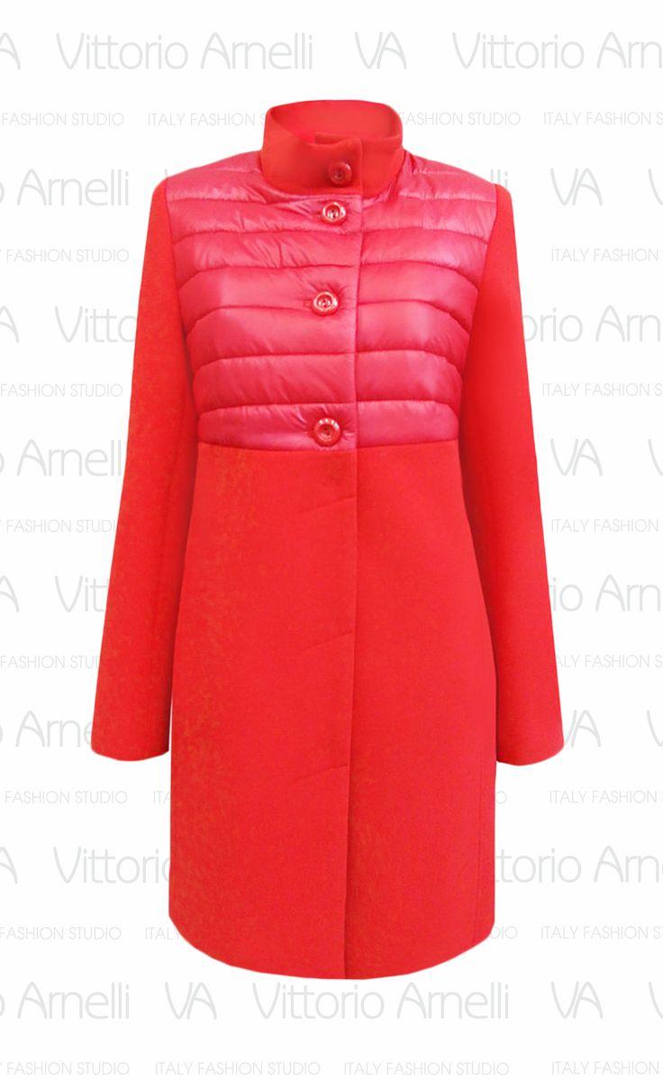 комбинированное пальто - Поиск в Google