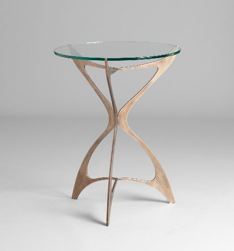 Opera Round Lamp Table