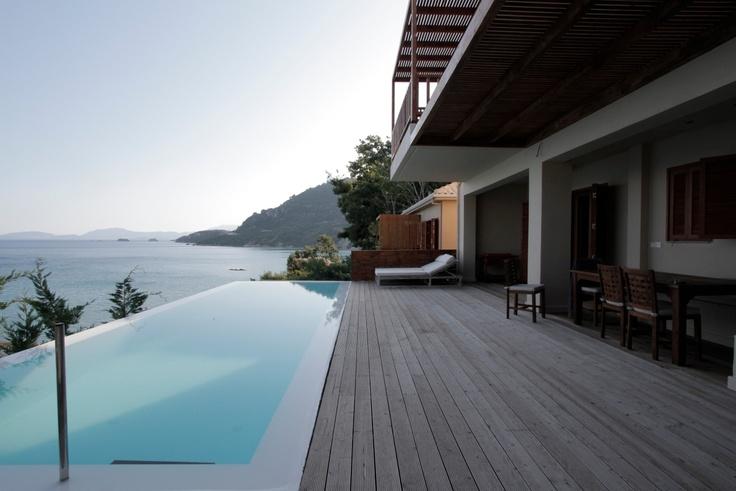 Villa Scorpios-Pogonia Greece