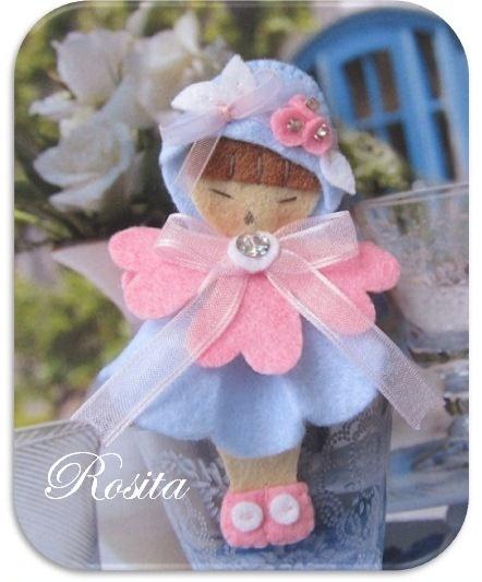 dulces pilukas: Pilukas Florecitas