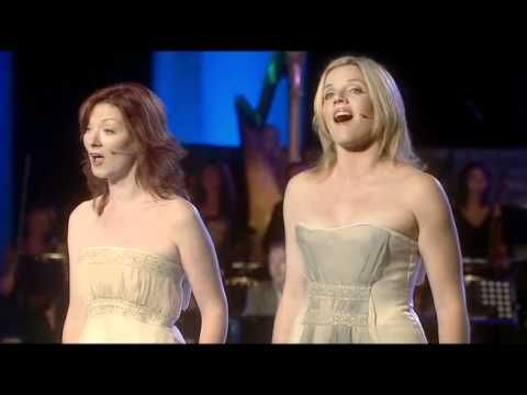 Celtic Woman, New Journey Live at Slane Castle, Ireland (2006)--This one has the orginal members, same thing I said for the other vid-it's long but well worth your time.
