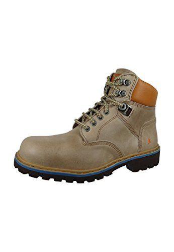 Art Schuhe Birmingham Boot Schnürer 0574 Gravel Grau Natural Brushed, Groesse:42 EU / 8 UK / 8.5 US - http://on-line-kaufen.de/art-18/42-eu-art-schuhe-birmingham-boot-schnuerer-0574