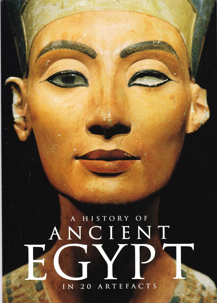 """""""A History of Ancient Egypt in 20 Artefacts"""" av Hilary Brown"""