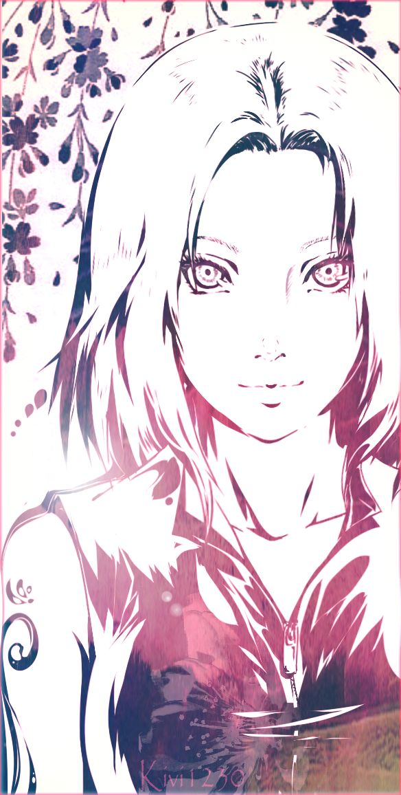 I actually like Sakura. I hated her at the beginning, but now I'm starting to like her as a character.