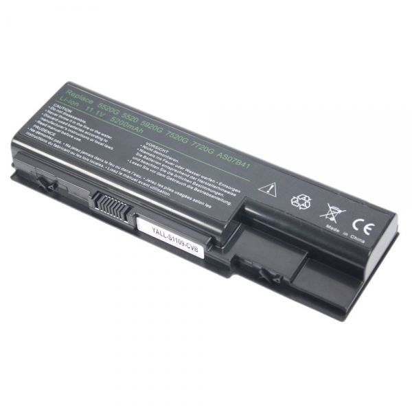 amazones gadgets W, Aspire 5920 6920 6930G 7720G 8920 AS07B72 Laptop New Battery Acer Laptop Batt: Bid: 22,49€ Buynow Price 22,49€…