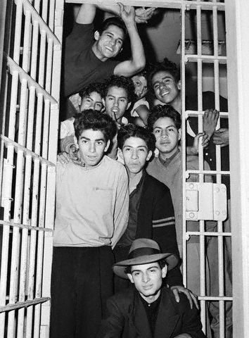 'ZOOT SUIT RIOTS' DOCUMENTARY by JOSEPH TOVAREZ by EL PROYECTO PACHUCO on Myspace