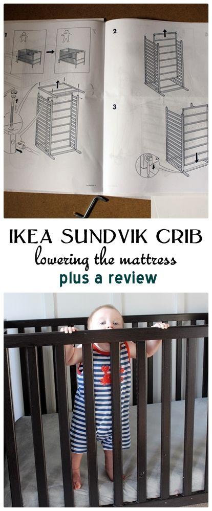 ikea sundvik crib instructions