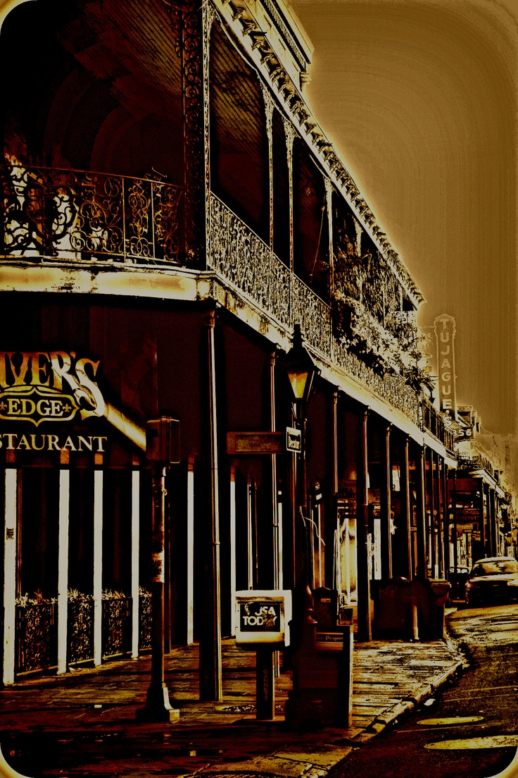French Quarters, New Orleans, La.