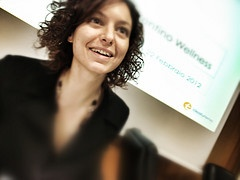 Presidente Vitanova Trentino Wellness Isabella Renzi www.vitanova.to