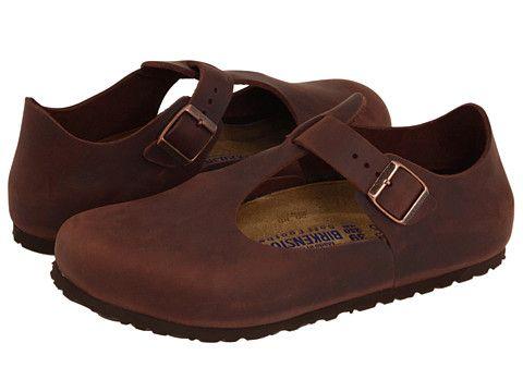 Birkenstock Paris Soft Footbed Habana Oiled Leather