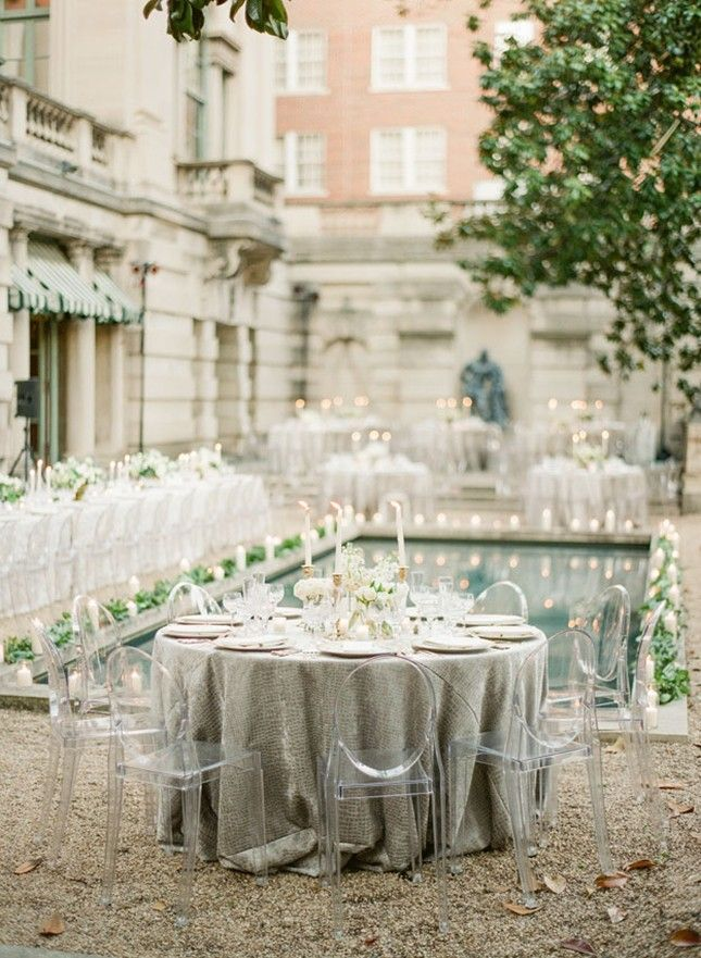 The history behind this venue will give your wedding an iconic + timeless feel.