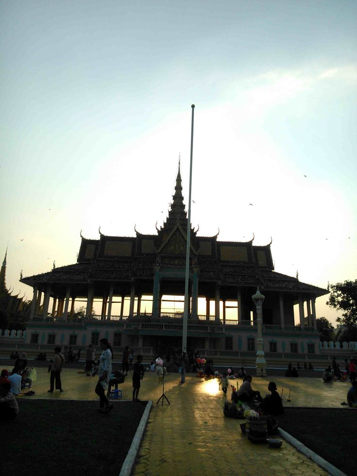 Pnom Penh, Cambodia (2016)