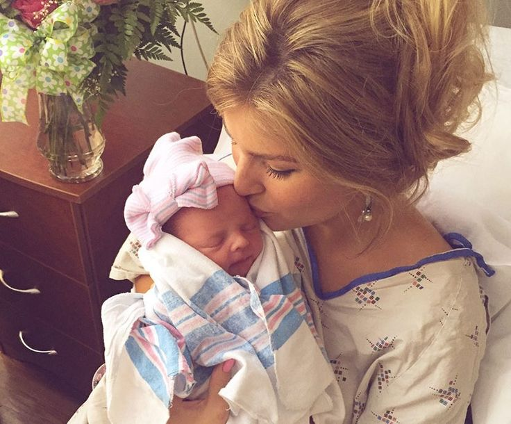 Erin Bates Paine and her husband Chad Paine welcomed Brooklyn Elise Paine to the world! Check out the beautiful photos including the proud grandparents!