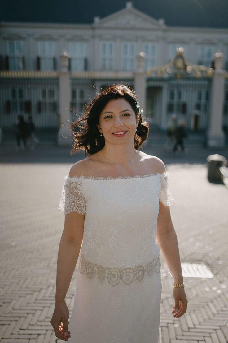 bruid portret in den haag by bruidsfotograaf mark hadden