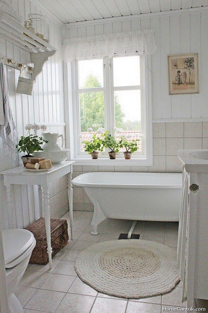 110 Adorable Shabby Chic Bathroom Decorating Ideas 52 Shabby Chic Bathroom Decor Chic Bathroom Decor Chic Bathrooms
