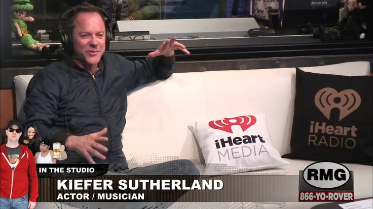 Kiefer Sutherland - full interview