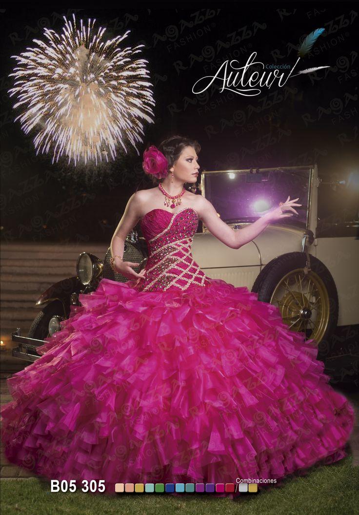 Vestido de xv a os coleccion auteur pinterest for Ornamentacion de 15 anos