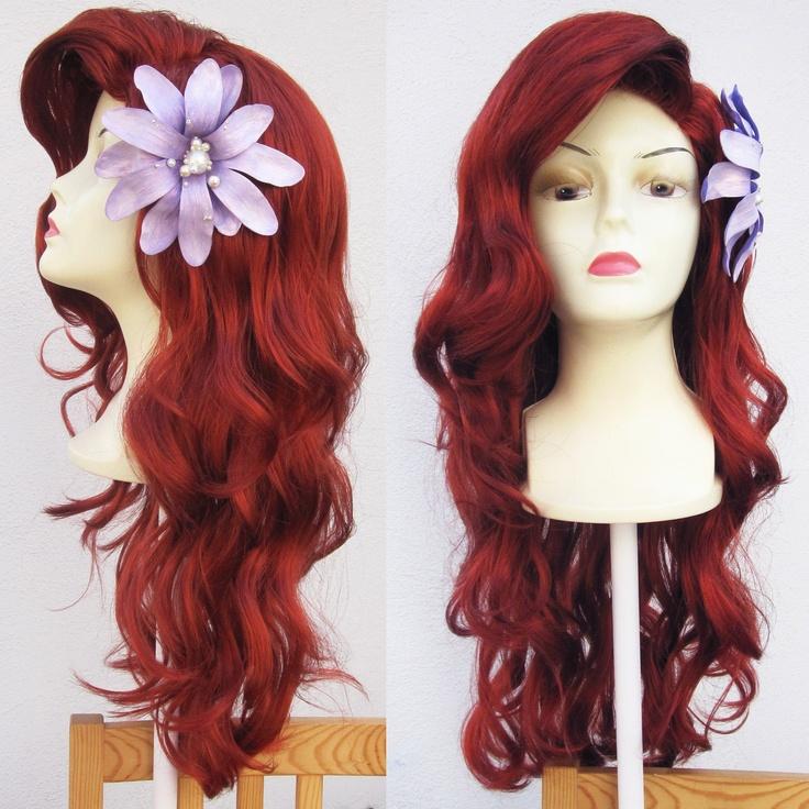 Ariel Wig Adult 84