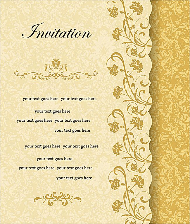 european style wedding invitations vintage pattern background wedding invitation vector vintage invitations vintage wedding invitations european style wedding invitations