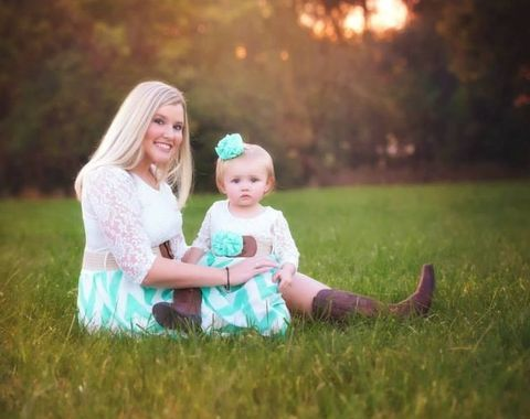 Sweet,Sadie,Just,like,Mommy,Dress,in,Ivory,,and,Mint,Sizes,6,Months,to,Women's,2XL,mommy and me, just like mommy, chevron, lace, mint hi-lo, be inspired boutique