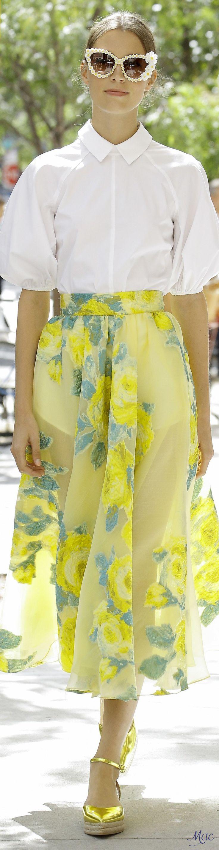 Spring 2017 Ready-to-Wear Lela Rose