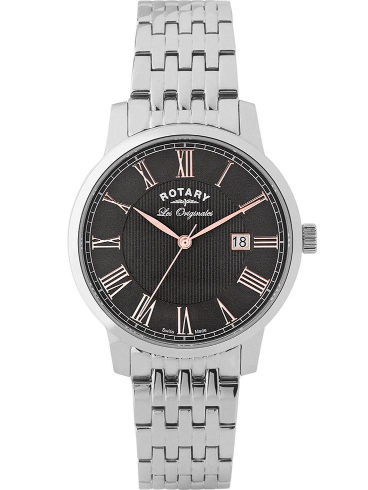 Rotary Mens Les Originales Watch GB90075/04