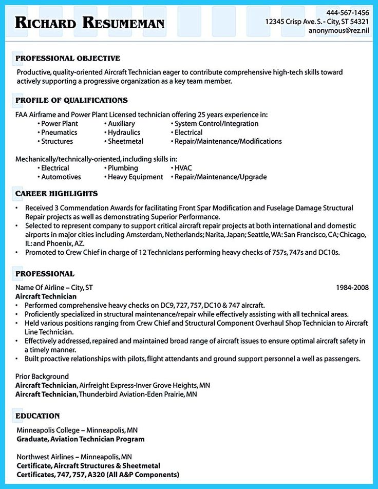 cool Professional Assembly Line Worker Resume to Make You Stand Out,