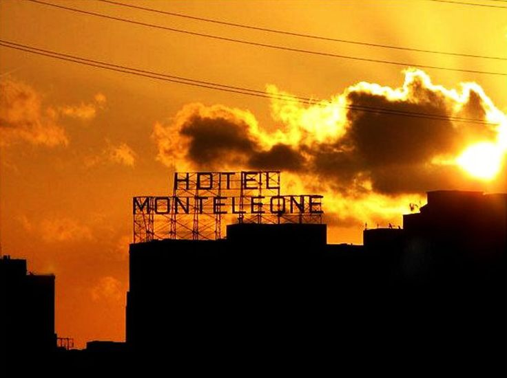 The sun is rising on a new week of #MonteleoneMoments.