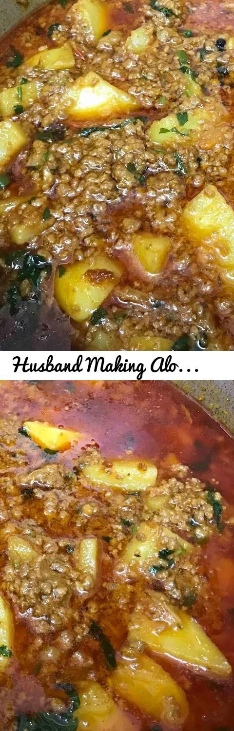 Husband Making Aloo Keema /Aloo Keema Recipe /Different Aloo Keema Recipe /How To Make Aloo Keema... Tags: aloo keema, aloo keema kabab, aloo keema recipe pakistani, aloo keema matar recipe, aloo keema paratha recipe, how to make aloo keema, aloo keema recipe, keema aloo, keema aloo matar, keema aloo curry, keema aloo matar recipe, keema aloo recipe in hindi, keema aloo recipe in hindi
