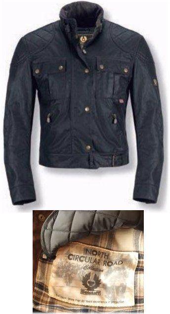 Belstaff Mojave Waxed Cotton Jacket - British Motorcycle Gear