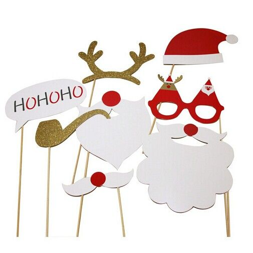 Big Size 8pcs Christmas Booth Prop Christmas Photography Background Christmas Gift Festive Decoration Party Supplies-in Christmas Decoration Supplies from Home & Garden on Aliexpress.com | Alibaba Group
