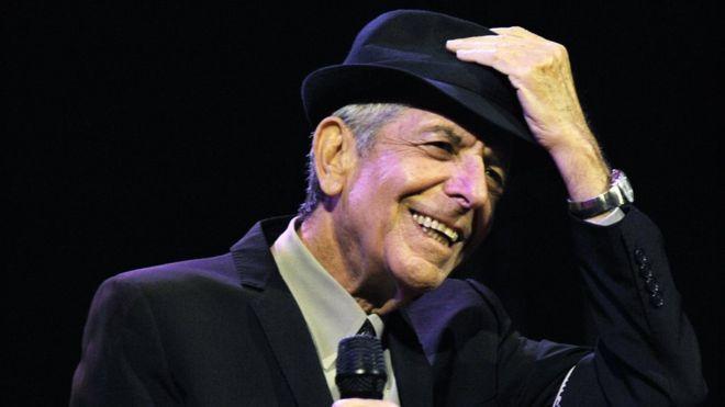"""""""Aleluya"""" y otras 9 canciones inolvidables del poeta y compositor canadiense Leonard Cohen"""