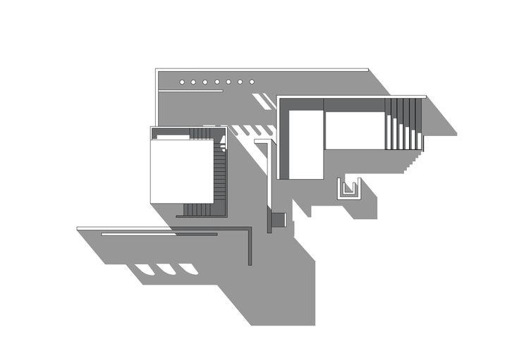 razionalism arch on autocad ARCHITETTURA ARCHITECTURE