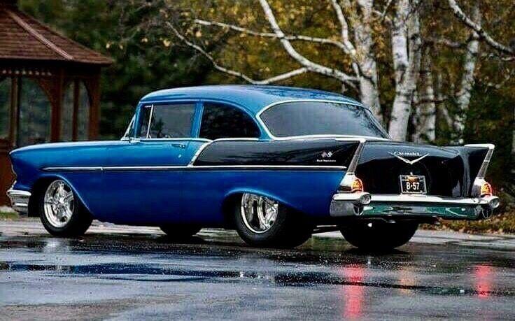 1957 Chevy 150 2door   Sedan